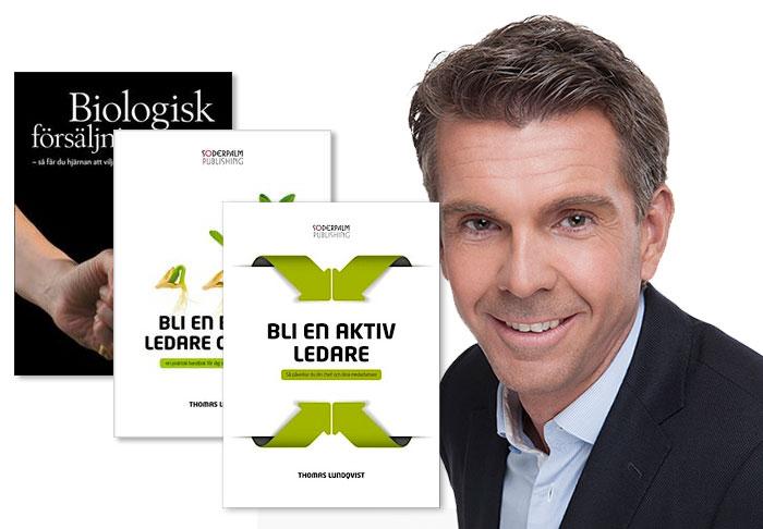 Bokpaket Med Thomas Lundqvist
