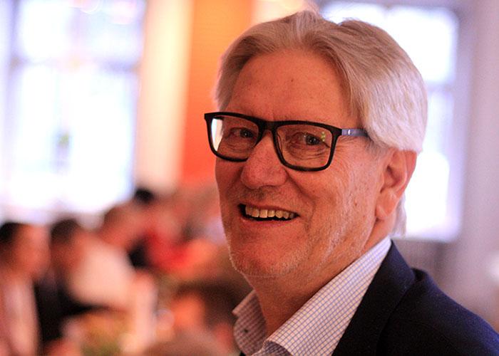 Rolf Berndtson Foto: Claes Nordling