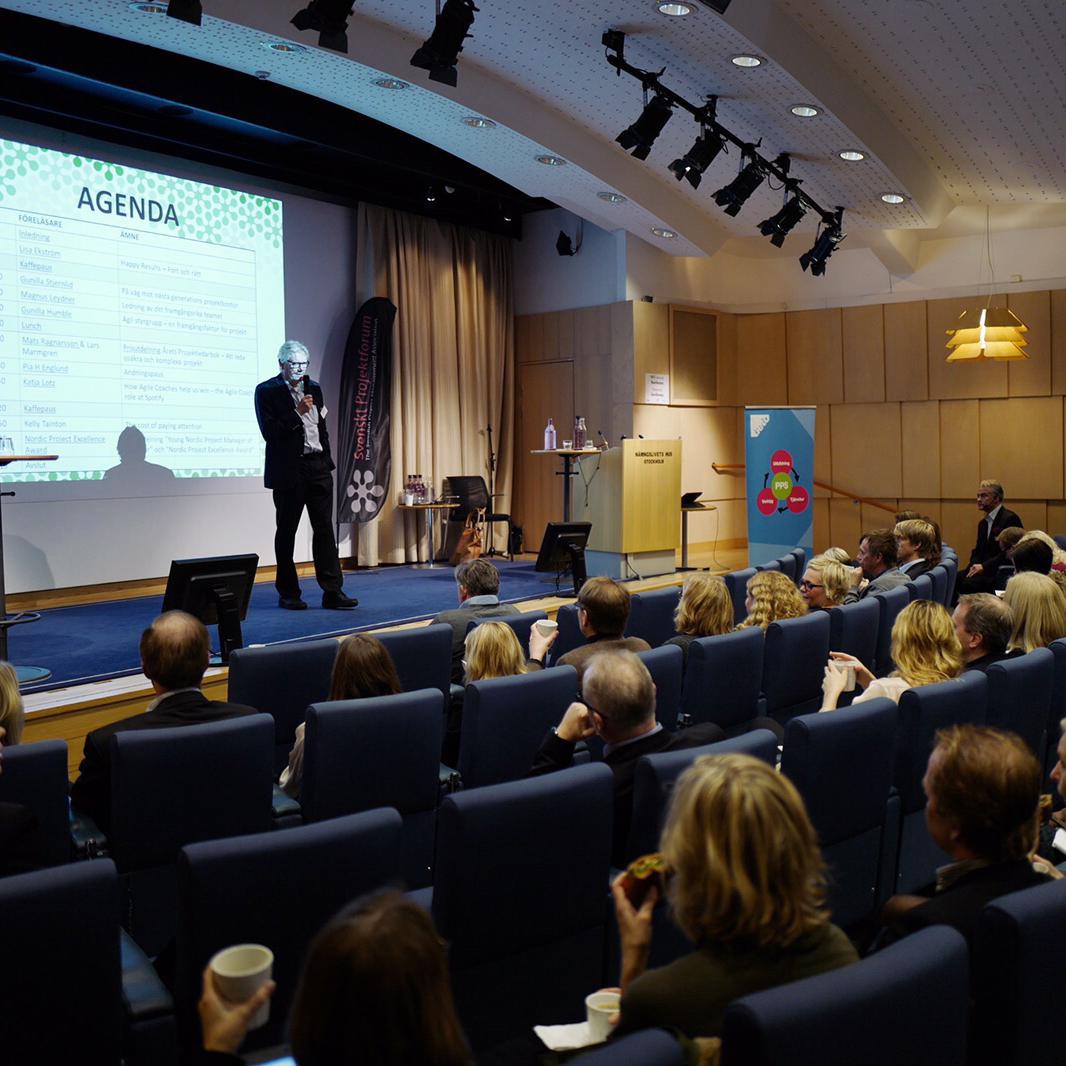 Projektforum Stockholm 2015