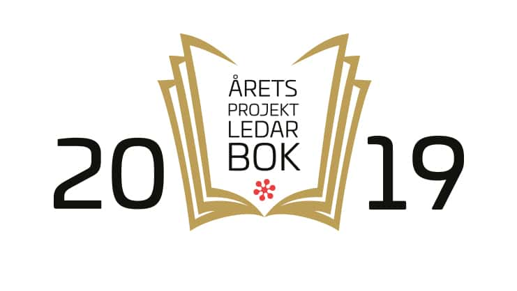 Årets Projektledarbok 2018 Utsedd